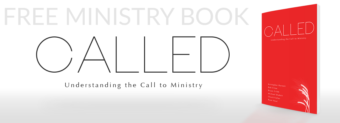 Called to Ministry Book (Free) - Anderson University