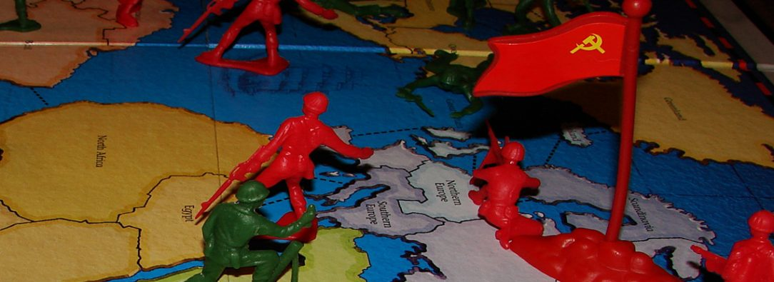 Ambassadors Cold War Gameboard