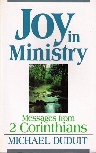 Joy in Ministry by Michael Duduit