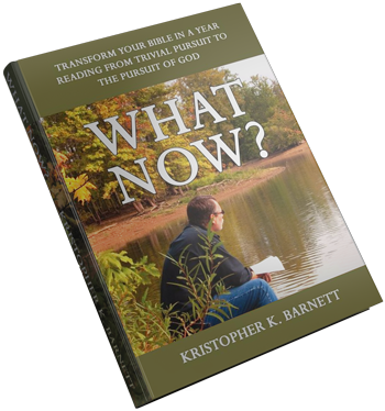 What Now by Kris Barnett