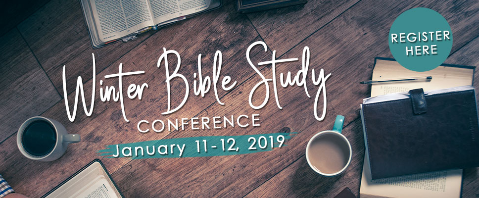 Winter Bible Study - C...